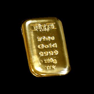 100g Betts 1760 Gold Bar