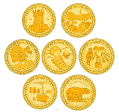 Buy 1oz Hummingbird SMO Gold coins collection