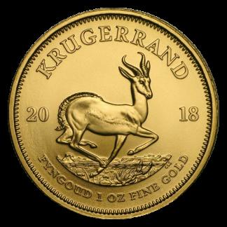 1oz Gold Krugerrand