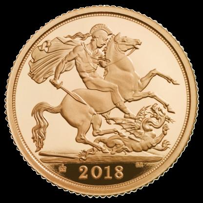 UK Gold Sovereign