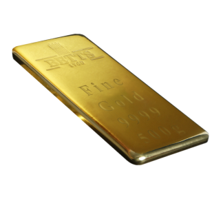500g Betts 1760 Gold Bar