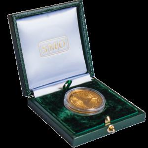 Handmade collectors' edition 1oz coin case
