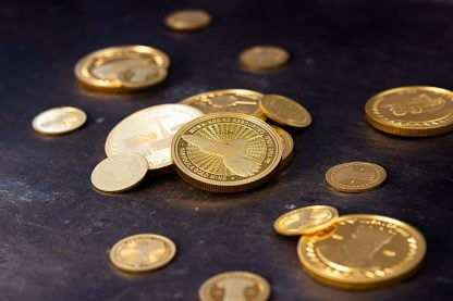 Hummingbird-resources 1oz fine gold coins