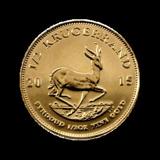 1/2oz Krugerrand Coin