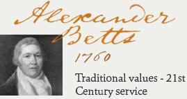 Alexander Betts