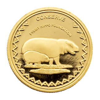 Buy Hippo 1/10th oz Hummingbird Gold Coin