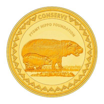 Conserve - 1oz Hummingbird SMO Coin
